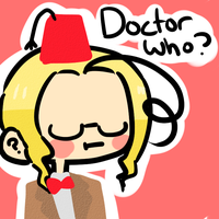Doctor Who? by 358xion