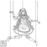 Broken Marionette by phoebe-nyan