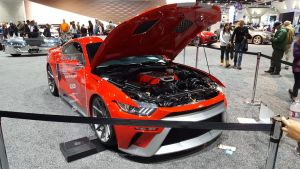 Beefed Up Shelby Mustang  by granturismomh