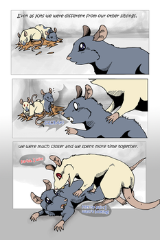 Rats In A Lab: page 14 by mechanicalmasochist