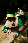 Avatar - Toph by Puddingpampe