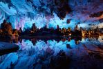Red Flute Cave by FrozenWhisperx