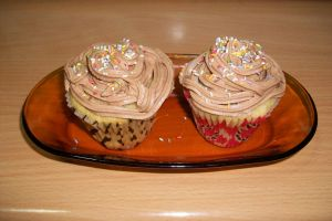Chocolate cupcakes 1 by butterfly1980