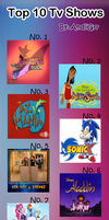 My Top 10 Tv Shows by nikolas-213