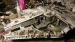 Millenium Falcon Cut-away build 7 by THE-WHITE-TIGER