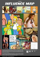 Influence Map by andart