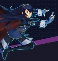Lucina by Haru-mon