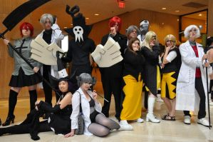 AWA 16 Soul Eater Group by hanabari-sakuya