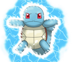 Squirtle by tsarinvisible