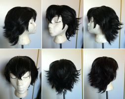 Crysta wig from Ferngully by taiyowigs