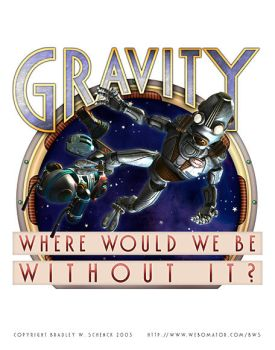 Gravity by BWS