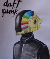 Guy Manuel, Daft Punk by Nyamsuren