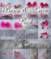 Bows and Lace Pack by LoofaDog28