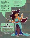 2017 Commission Info by ProspitFox