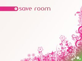 save room pink by infinite8