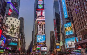 Time Square by philipbrunner