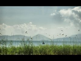 landscape by ketic