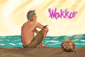 Wakka by saintpoet
