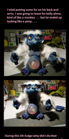 Gemlin the Abominable Gremlin by TheAmused