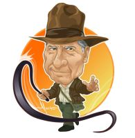 INDIANA JONES by Mecho