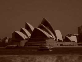 Sydney Opera House 2008 by relay3r