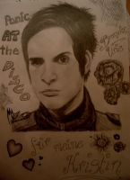 Brendooon Urie by Mauni