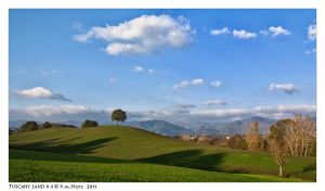 Tuscany Land_4 by Marcello-Paoli