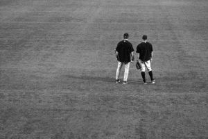 The Outfield by RampantWhistler