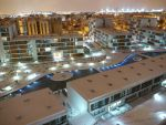 Exterior Night Snowy by MustafaUstun