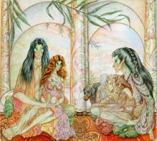 Solstice tryst by marisoly