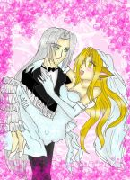 Request: Newly Weds by IceMaidenChiyoe