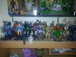 My MOTUC collection plus some other figures by wyldman11