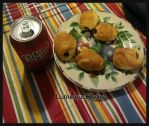 Photo - Pigs-in-a-blanket and Dr Pepper by LuminousAtelier