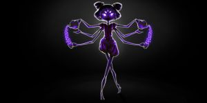 Muffet -Would you like a cup of spiders? by Leda456