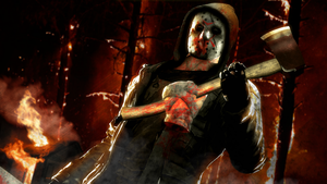 The Rising of a Killer by WitchyGmod
