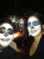 Day Of The Dead :) by DancingInTwilight