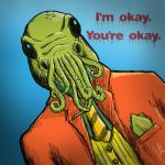 Cthulhu in a Leisure Suit by Bungy32
