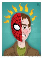 Peter Parker by StudioBueno
