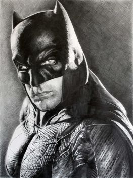 Batman Affleck by donchild