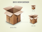 box icon by KingKongcn