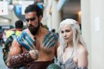 Khal and Khaleesi by westudios