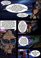 ME3: Shore Leave (page 1/3) by Padzi