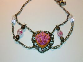Necklace_Calla_lillies by sississweets