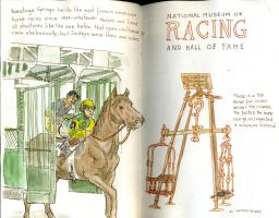 Saratoga National Museum of Racing by crisurdiales