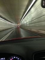 Fort McHenry Tunnel by sakaphotogrfx