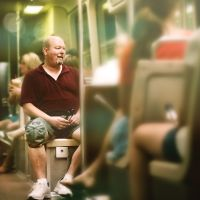 Subway Ride by Jude20