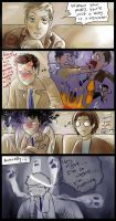 How Cas really feels by amidarosa