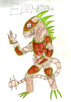 Elemental- Ben 10 Alien by Omnitrix-Master