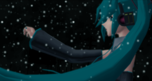 _MMD_ Snow.. by xXHIMRXx