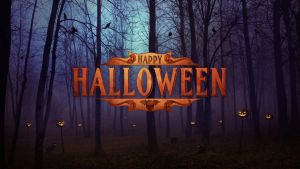 Happy Halloween 2014 wallpaper by AnthonyScime